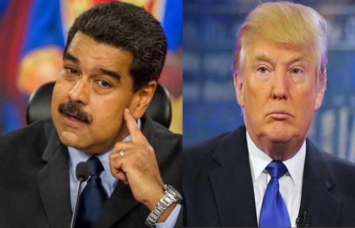 Maduro le habló en inglés a Trump y esto fue lo que dijo