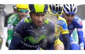 Nairo Quintana en Tirreno-Adriático: EN VIVO ETAPA REINA