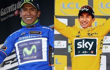 Nairo Quintana y la histórica jornada del ciclismo colombiano