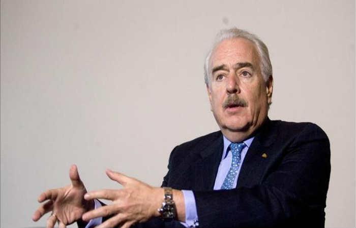 Andrés Pastrana, expresidente de Colombia. Foto: EFE