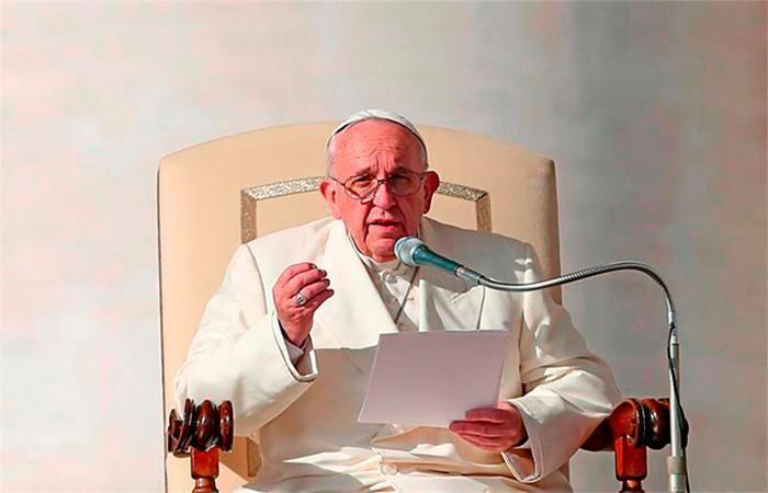 Visita papal a Colombia impulsará la paz