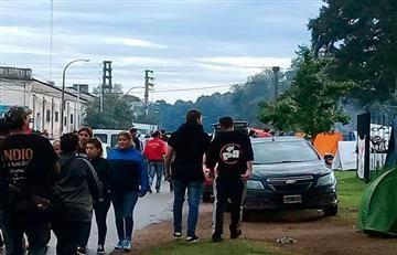 Argentina: Al menos dos muertos por avalancha en concierto de rock