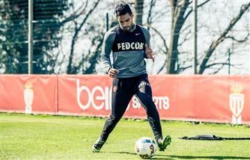 Falcao García no está lesionado y podrá jugar contra el Manchester City