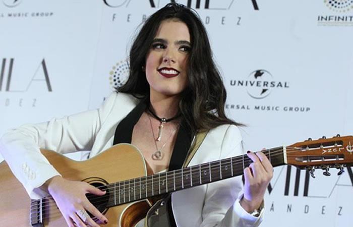 Hija de Alejandro Fernández lanza su primer sencillo 'Mío'