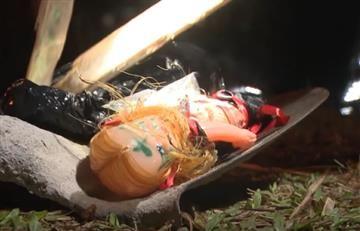Paranormal: Sufren extraña enfermedad y culpan a una muñeca vudú