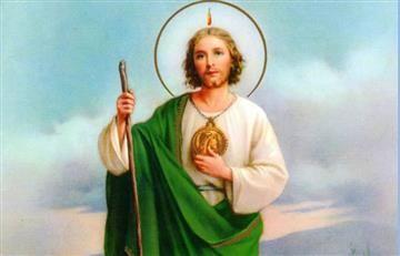 YouTube: Novena a San Judas Tadeo para casos difíciles, día 8