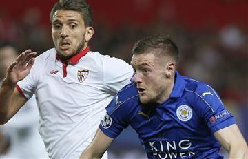Leicester City vs. Sevilla: Hora y transmisión EN VIVO