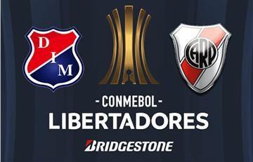 Independiente Medellín vs. River Plate: Hora y transmisión EN VIVO