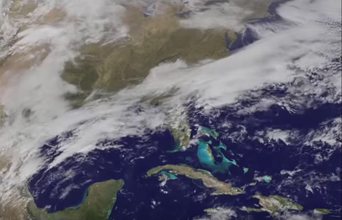 Tormentas de nieve en Estados Unidos. Foto:Youtube