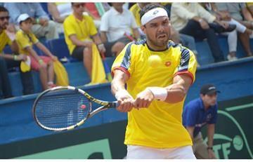 Alejandro Falla todavía no es seguro para la Copa Davis