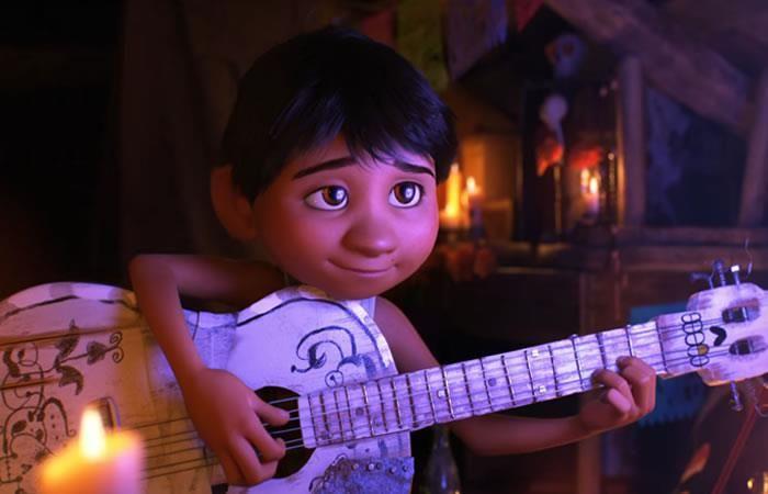 'Coco' el filme de Pixar que rinde homenaje a la cultura mexicana