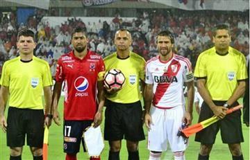 Copa Libertadores: Suspenden temporalmente por lluvia el partido entre Medellín y River Plate