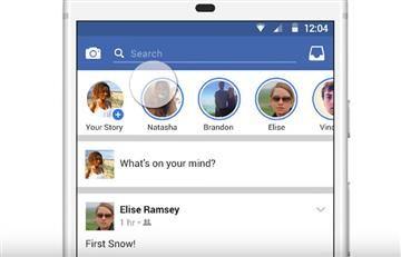 Facebook Stories ya está activa en varios países