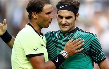 Federer no pierde su clase y vence nuevamente a Nadal en Indian Wells