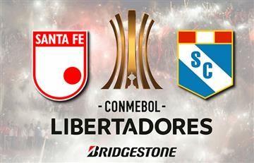 Santa Fe vs. Sporting Cristal: Hora y transmisión EN VIVO