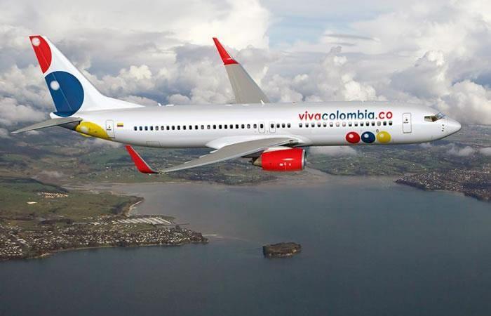 VivaColombia ofrece tiquetes desde $21.951