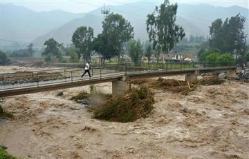 Colombia se solidariza con Perú tras inundaciones