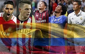 Fútbol: Así jugarán los colombianos en el exterior este fin de semana