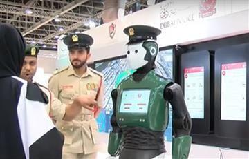 El primer 'robocop' del mundo patrullará las calles de Dubái