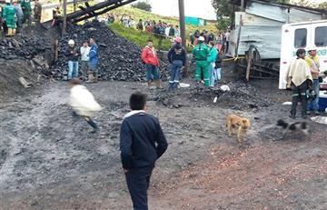 Sutatausa: Fuerte explosión dejó un minero muerto