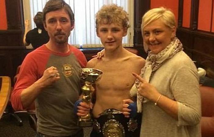 Un joven de 14 años murió durante una pelea de kick boxing