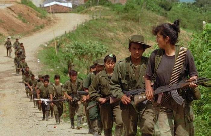 FARC entregaría 14 mil armas a la ONU