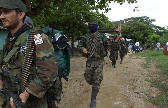 FARC hace entrega a la ONU de las primeras 140 armas