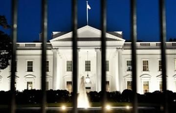 Un hombre saltó las rejas de la Casa Blanca y permaneció 16 minutos en el jardín