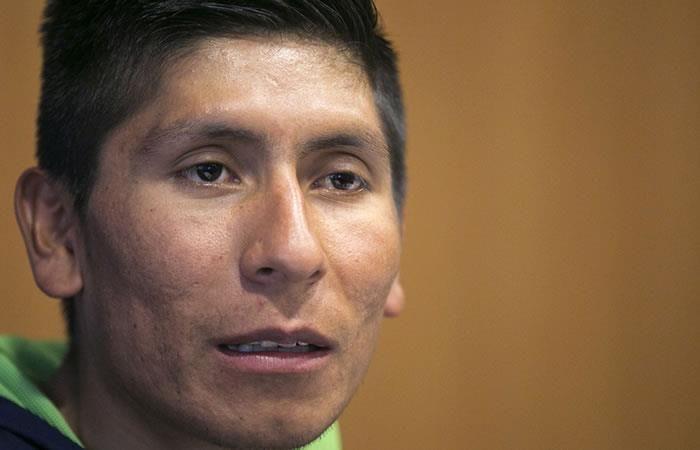 Nairo Quintana: blog español insinúa posible dopaje del colombiano