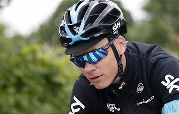 Chris Froome: Le fue así en su primer reto para superar a Nairo Quintana