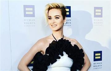 Katy Perry habló sin tapujos sobre sus experiencias homosexuales