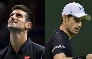 Masters 1000: Djokovic y Murray por fuera de la competencia
