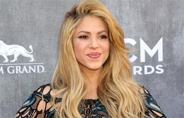 Shakira y su desplante a Messi