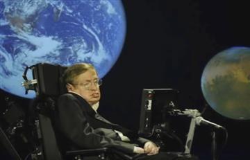 Stephen Hawking irá al espacio