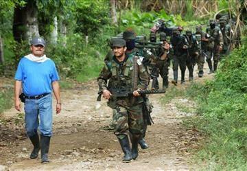 Bogotá: Las dos localidades amenazadas por paramilitares
