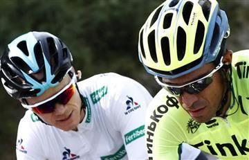 Froome y Contador prometen una gran etapa en Volta a Cataluña