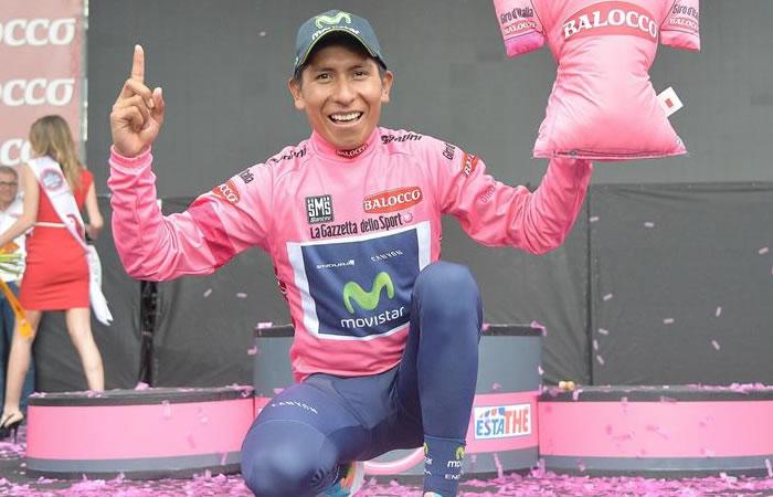 Giro de Italia: Así es la Maglia Rosa que quiere ganar el colombiano