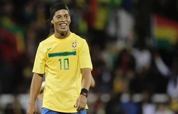 Ronaldinho: Hoy está cumpliendo 37 años de vida