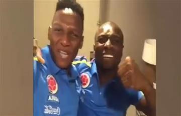 Selección Colombia: Pablo Armero y Yerry Mina dan la alegría en la 'tricolor'