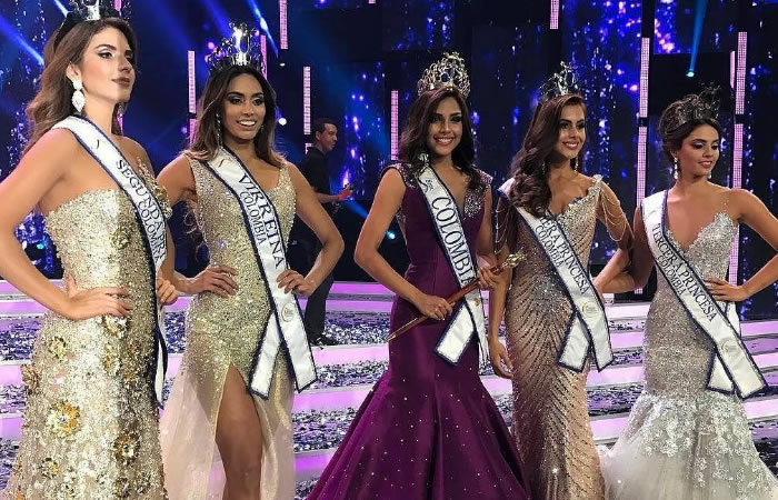 Cartagena es la nueva Señorita Colombia. Foto: Instagram.