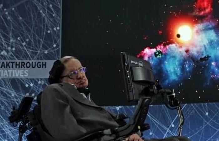 Stephen Hawking. Foto: EFE