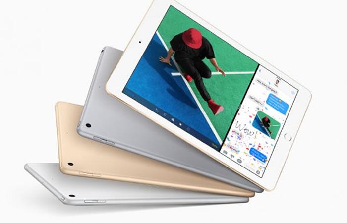 Apple lanza su nuevo iPad: Características y precio
