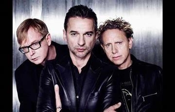 Depeche Mode anuncia que regresará a Colombia en el 2018