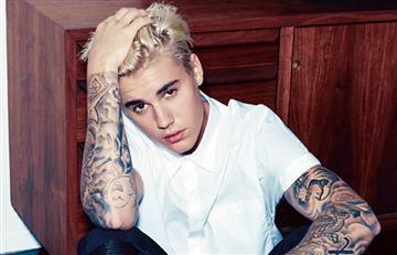 Justin Bieber se hace un tatuaje inspirado en su gira 'Purpose'