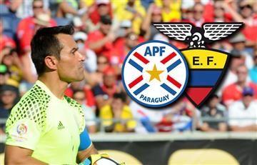 Paraguay vs. Ecuador: Hora y transmisión EN VIVO