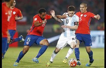Argentina vs Chile: Previa, datos y alineaciones
