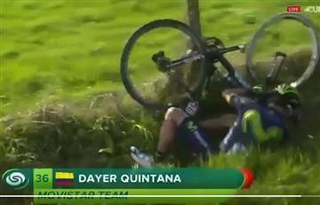 Dayer Quintana: Así fue la caída del colombiano en la Flandes