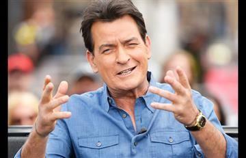 """Charlie Sheen afirma que """"en Hollywood hay más personas con VIH"""""""