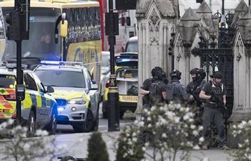 Estado Islámico se atribuyó ataque terrorista en Londres