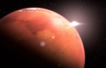 Marte: Video revela cómo sería volar sobre el planeta rojo